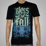 blessthefall Skull Crest Black T-Shirt