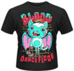 Blood On The Dance Floor Angel Cat T-Shirt
