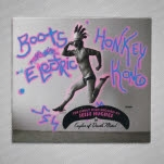 official Boots Electric Honkey Kong CD