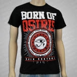 Born Of Osiris Gain Control Black T-Shirt