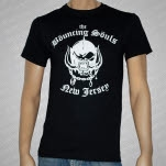 Bouncing Souls The Motorhead Mock Black T-Shirt