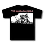 Bouncing Souls Trooper Black T-Shirt