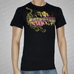 Boys Night Out BandTiger Black T-Shirt