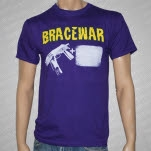 Bracewar Burn Purple T-Shirt