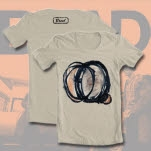 Brad Circles Sand T-Shirt