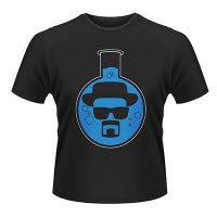 Breaking Bad Round Bottom Flask T-Shirt