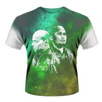 Breaking Bad Los Primos Dye Sub T-Shirt