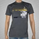 Break The Silence Logo Gray T-Shirt