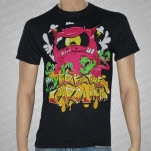 Breathe Carolina Cactus Stab Black T-Shirt