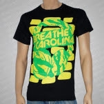 Breathe Carolina Head Phones Black T-Shirt