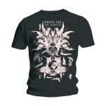 Bring Me The Horizon Skull And Bones T-Shirt