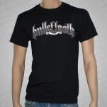 Bullet Tooth FKNHVY Black T-Shirt