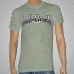 Bullet Tooth FKNHVY Heather Gray T-Shirt