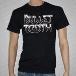 Bullet Tooth Logo Black T-Shirt