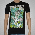 Burden of a Day Battle Royale Black T-Shirt