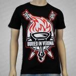 Buried In Verona Torch Black T-Shirt
