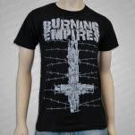 Burning Empires AKross Black T-Shirt