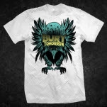 Bury Tomorrow Griffin White T-Shirt