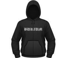 Burzum Aske Hoodie With Zip