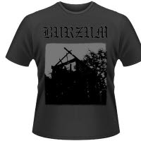 Burzum Aske Grey T-Shirt