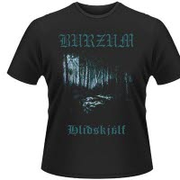 Burzum Hlidskjalf T-Shirt