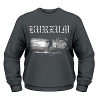 Burzum Aske 2013 Crew Neck Sweat-Shirt
