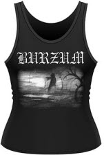 Burzum Aske 2013 Ladies Tank Vest