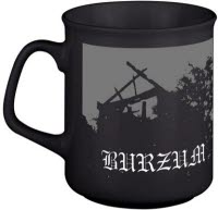 Burzum Aske Coffee Mug