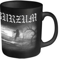Burzum Aske 2013 Coffee Mug