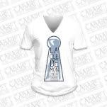 Cabaret Key To My Heart White T-Shirt