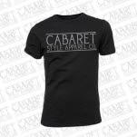 Cabaret Logo Black T-Shirt