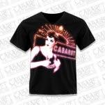 Cabaret Theater V neck T-Shirt