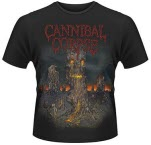 Cannibal Corpse A Skeletal Domain 3 T-Shirt Front And Back Print