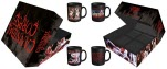 Cannibal Corpse Collector S Edition 4 Mug Box Set Mug Collection