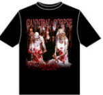 Cannibal Corpse Butchered At Birth T-Shirt
