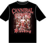 official Cannibal Corpse The Bleeding T-Shirt