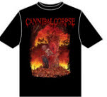 Cannibal Corpse Centuries Of Torment T-Shirt