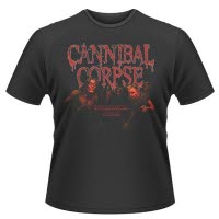 Cannibal Corpse Evisceration Plague T-Shirt