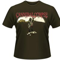 Cannibal Corpse To Decompose T-Shirt