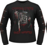 Cannibal Corpse Caged Contorted Long Sleeve T-Shirt