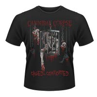 Cannibal Corpse Caged Contorted T-Shirt