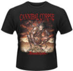 Cannibal Corpse Bloodthirst T-Shirt