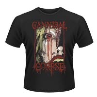 Cannibal Corpse Face T-Shirt