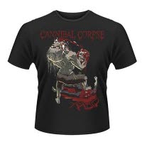 Cannibal Corpse Rabid T-Shirt