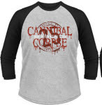 Cannibal Corpse 25 Years Baseball Adult Ls