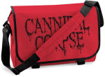 Cannibal Corpse Logo Messenger Bag