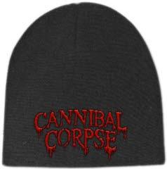 Cannibal Corpse Logo Beanie