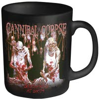 Cannibal Corpse Butchered Coffee Mug