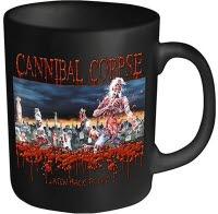 Cannibal Corpse Eaten Coffee Mug
