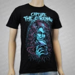 Capture The Crown Woman And Skull Black T-Shirt